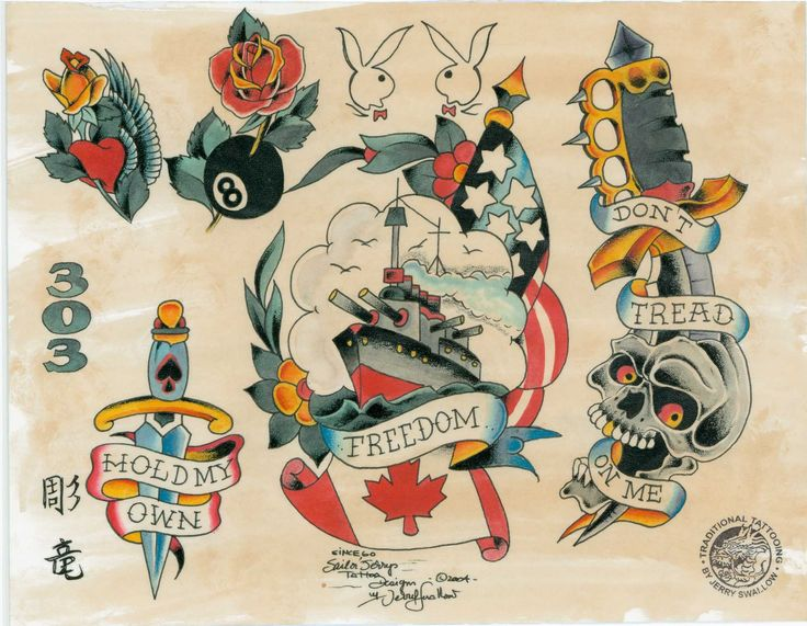 sailor jerry - Cerca con Google
