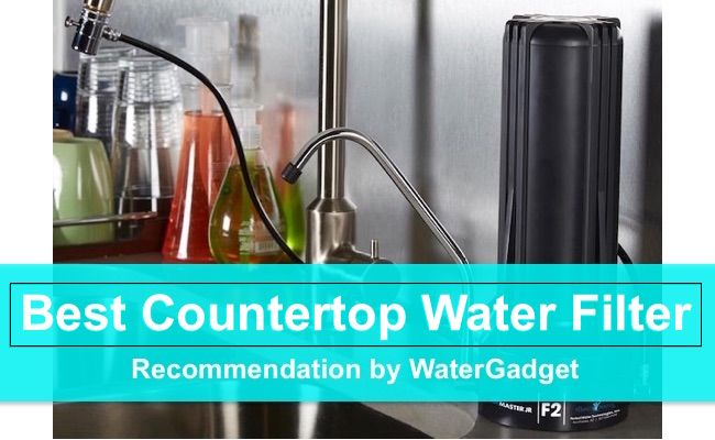 Best Countertop Water Filter System Reviews - Our Top 7 Picks	#BestCountertopWaterFilter