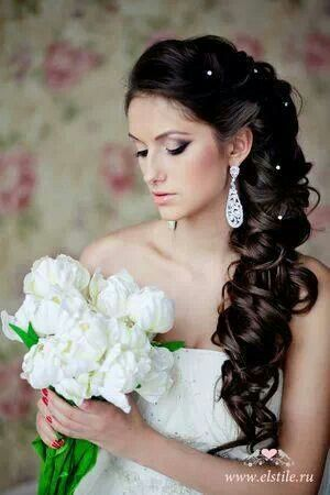 peinado para boda