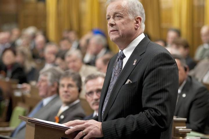 A report from the federal ethics commissioner says former Conservative MP Jay Hill contravened the Conflict of Interest Act when he contacted cabinet ministers in 2011 about an impending oilpatch deal.