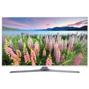 La denne TV-en fra Samsung vise deg veien til alt nettbasert innhold som blir tilgjenglig takket være innebygd WiFi. Se filmer eller bruk TV-en til å holde kontakt med venner via sosiale applikasjoner.