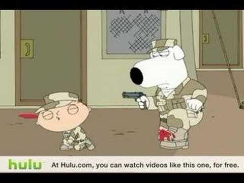 Family Guy - Democracy Kicks In