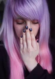 Resultado de imagem para cabelo colorido com anilina rosa