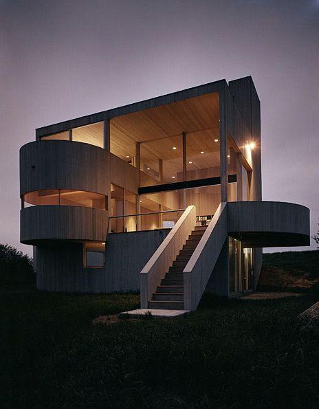 1968 Cooper Residence   Architect: Gwathmey Siegel Kaufman & Associates
