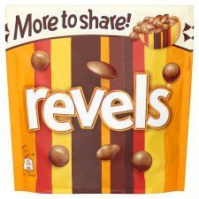 Revels Large Chocolate Pouch 240g