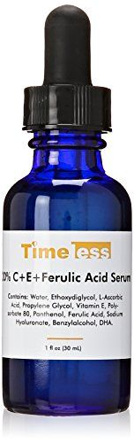 Timeless Skin Care 20% Vitamin C+E Ferulic Acid Serum 30m... https://www.amazon.co.uk/dp/B0036BI56G/ref=cm_sw_r_pi_dp_x_MBn4ybYBWWEYD