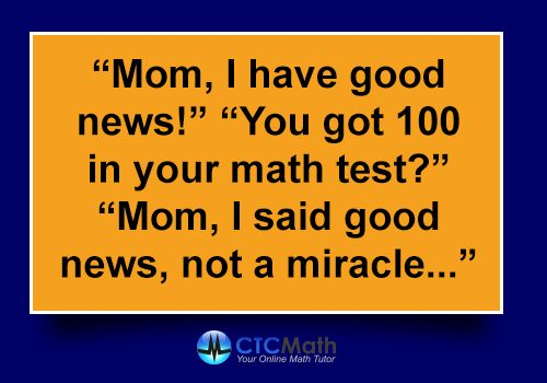 A fun and easy way to learn math. Try CTC Math for free! http://ctcmath.com/free-trial/