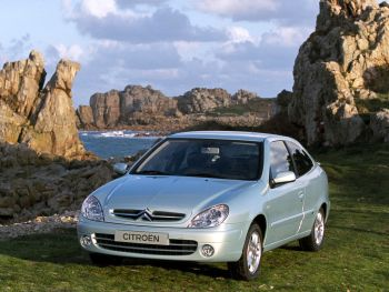 Citroën Xsara VTS '2003–04