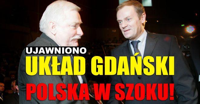 """Na jaw wyszły szokujące informacje o tzw. """"układzie gdańskim"""". Nazwiska osób zamieszanych w rozkrada"""