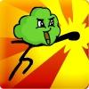 Green Cloud Fist Fury: Questa volta la dinamica è quella di uno Shooting Game a scorrimento orizzontale nel quale dovrete sparare ai nemici della natura.  #stickfigure #stickman #stickmangames #flashgames #games