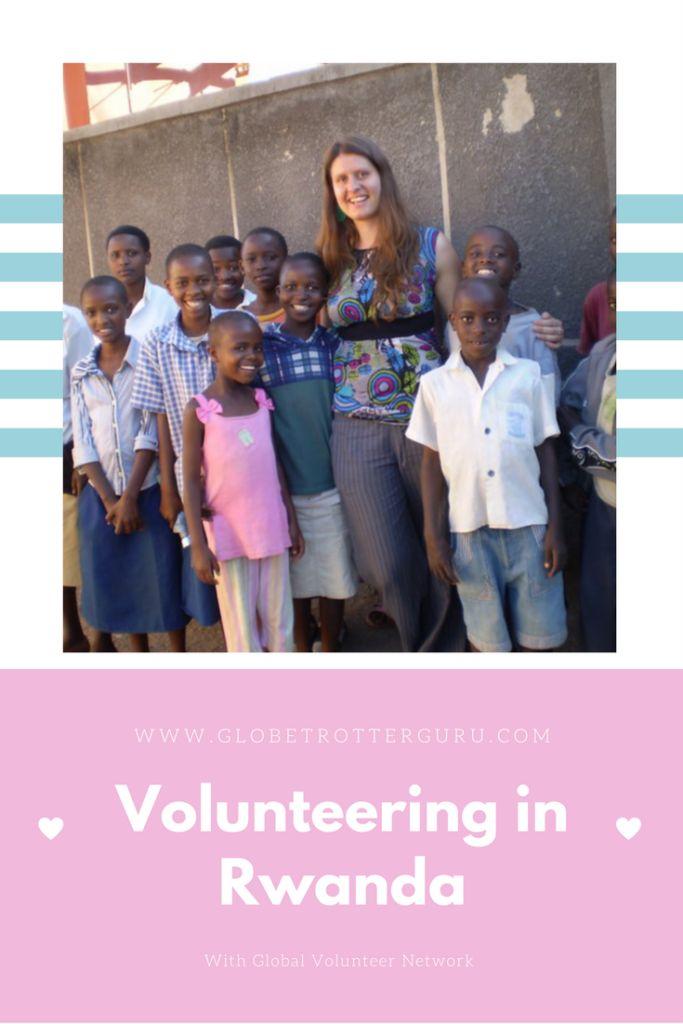 Volunteering in Rwanda on a gender based violence project with Global Volunteer Network. #Rwanda #volunteering #project #womensrights