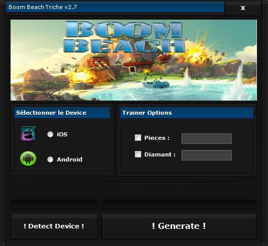 Boom Beach Triche et Astuce Francais Version trichesgratuit.fr/boom-beach-triche-code-astuces-pour-androidios/