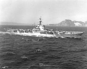 HMCS Warrior (R31)