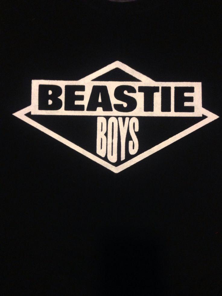Beastie boys diseño y estampado en serigrafía brugge diseño y producción