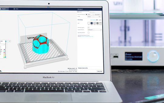 #3dprinting #3dscanning #cura #ultimaker #newfeautures #introducing #improved #support #control