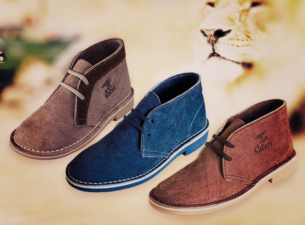 Bata Safari Shoes: the boots that say you know Africa
