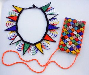 I just love Zulu beadwork!