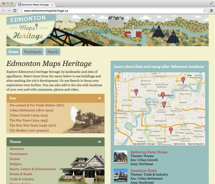 Add your favourite historical Edmonton locations to this interactive map before June 10 to win two Ultimate Edmonton Attractions Passes.
