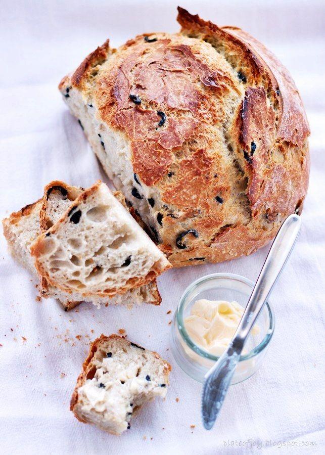 Plate of Joy: Chleb - najprostszy z najprostszych!