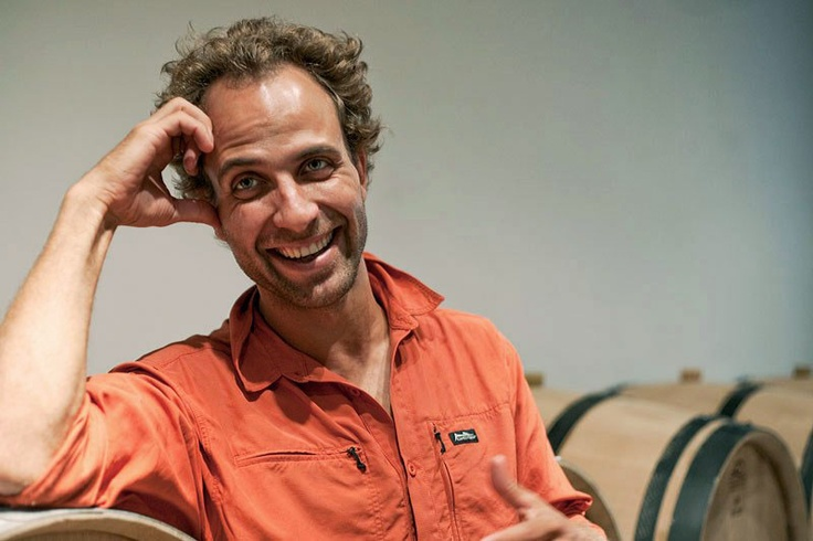 Abraham de Klerk, wine maker at Druk My Niet - Paarl, Western Cape.
