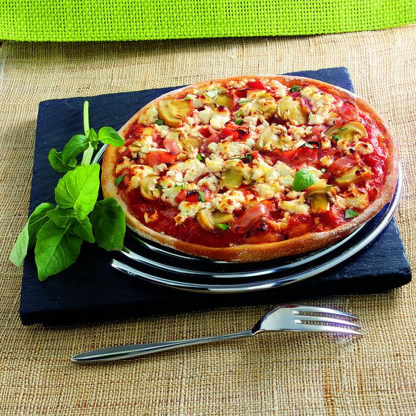 WeightWatchers.fr : recette Weight Watchers - Pizza à la feta