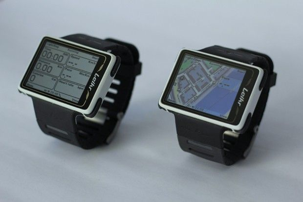 Insert Coin: Leikr GPS sports watch has 2-inch screen, ex-Nokia engineers on its side #sports #watch
