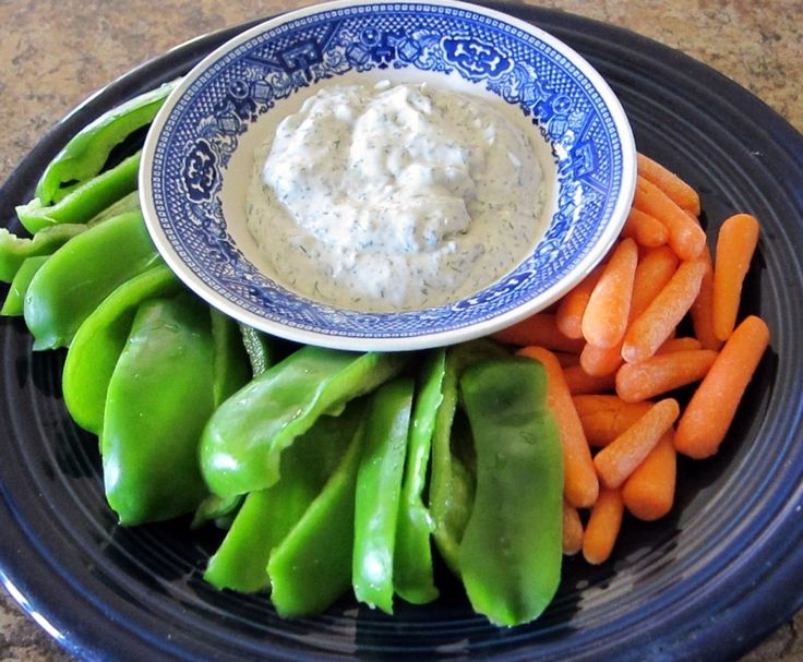 Dill Veggie Dip