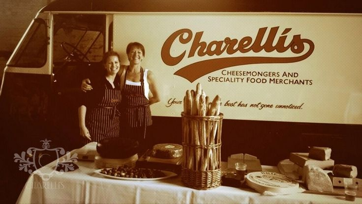 Charelli's Cheese Shop, Delicatessen, & Catering - History