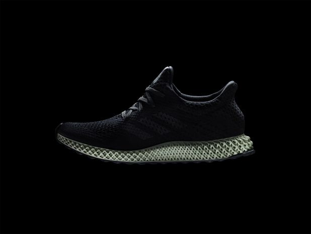 Adidas latest 3D-printed shoe puts mass production within sight
