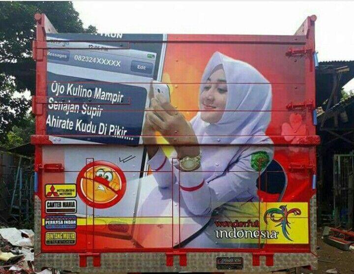 #Graffiti Truck