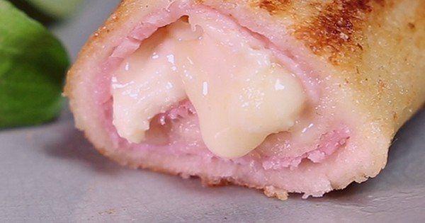 Vous adorez le pain perdu ? Testez cette recette salée de pain perdu fourré au jambon et au Reblochon, pour des moments gourmands uniques !Parfait pour l'heure de l'apéro, le pain perdu montagnard au Reblochon convien...
