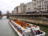 Tour of Paris and the Seine River on the Bateaux Mouches.  http://goparis.about.com/od/sightsattractions/a/Paris_Boat_Tour.htm