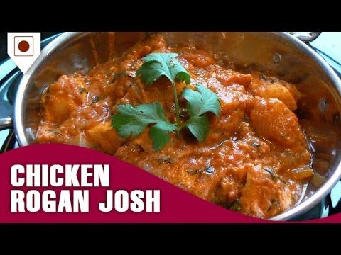 Chicken Rogan Josh Recipe | चिकन रोगन जोश | Easy Cook with Food Junction