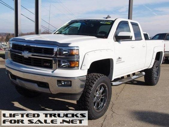 2015 Chevy Silverado 1500 Double Cab Rocky Ridge Altitude ...