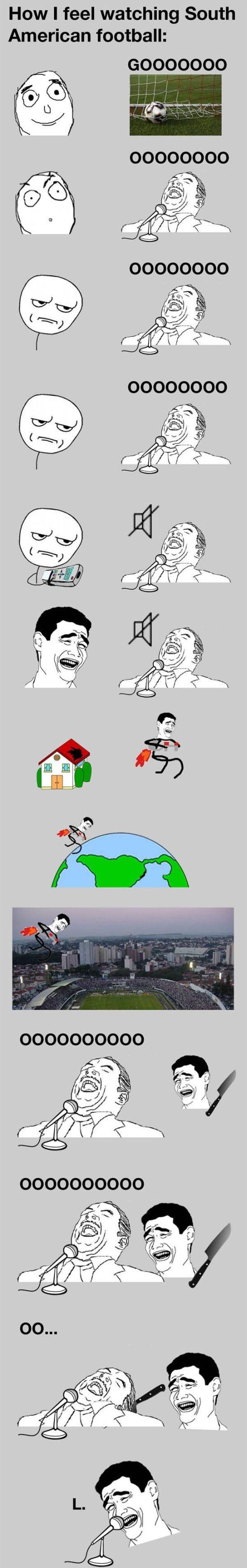 meme comics south american football commentators