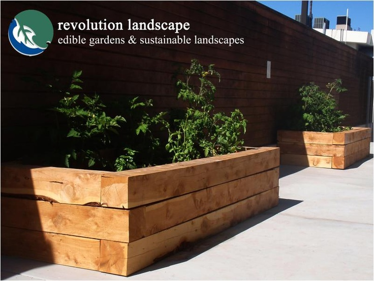 17 best images about gardening on pinterest steel - Pressure treated wood for garden beds ...
