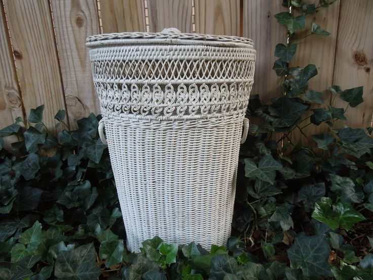 1000 ideas about white wicker laundry basket on pinterest nail polish wall rack hamper. Black Bedroom Furniture Sets. Home Design Ideas