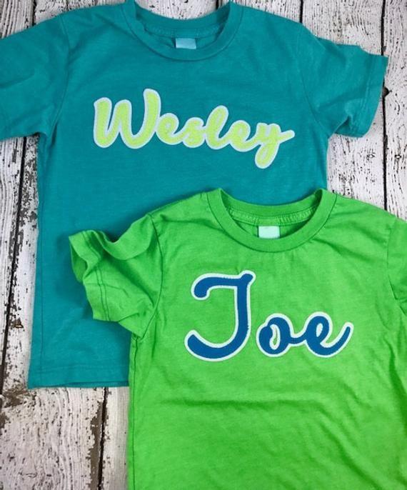 7ed763974bca8 Name shirt, personalized tshirt, custom name shirt, kids tshirt ...