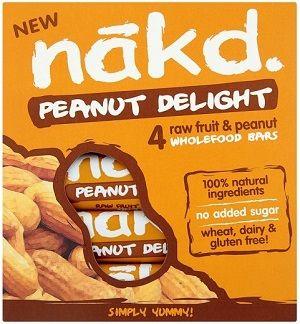 Barres diététiques aux cacahuètes, un délice :)