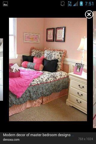 I like the bed set