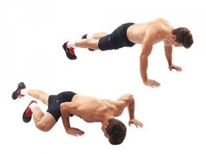 The Spiderman vs. Superman Workout