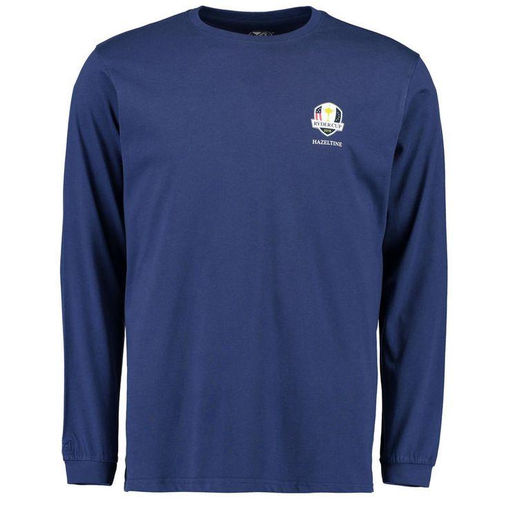 2016 Ryder Cup Hazeltine Long Sleeve T-Shirt - Navy