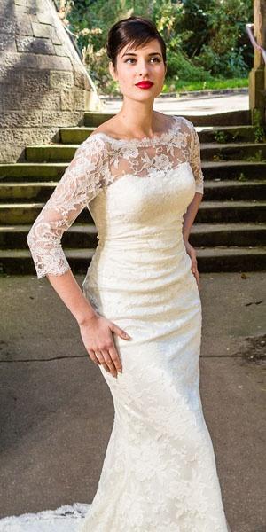 Vintage Wedding Dress Glasgow