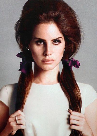 Lana Del Rey beauty         #LDR