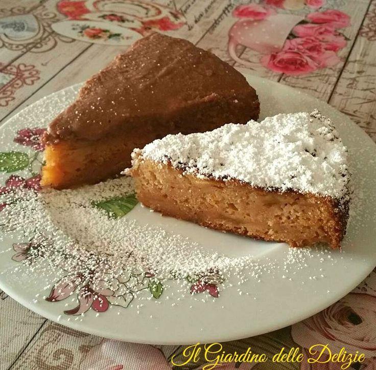 Torta+di+mele+morbida+al+Marsala