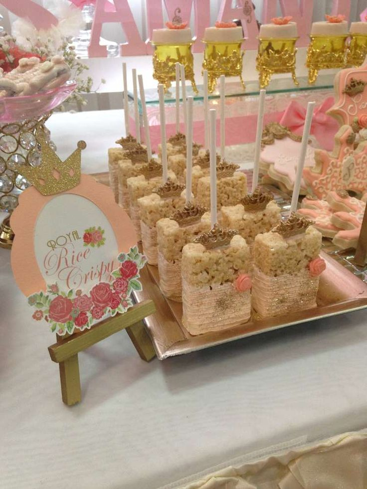 Little Princess Birthday Party Ideas | Photo 5 of 94 | Catch My Party