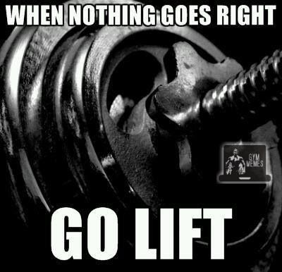The gym is always there for you.  #weightlifting #crossfit