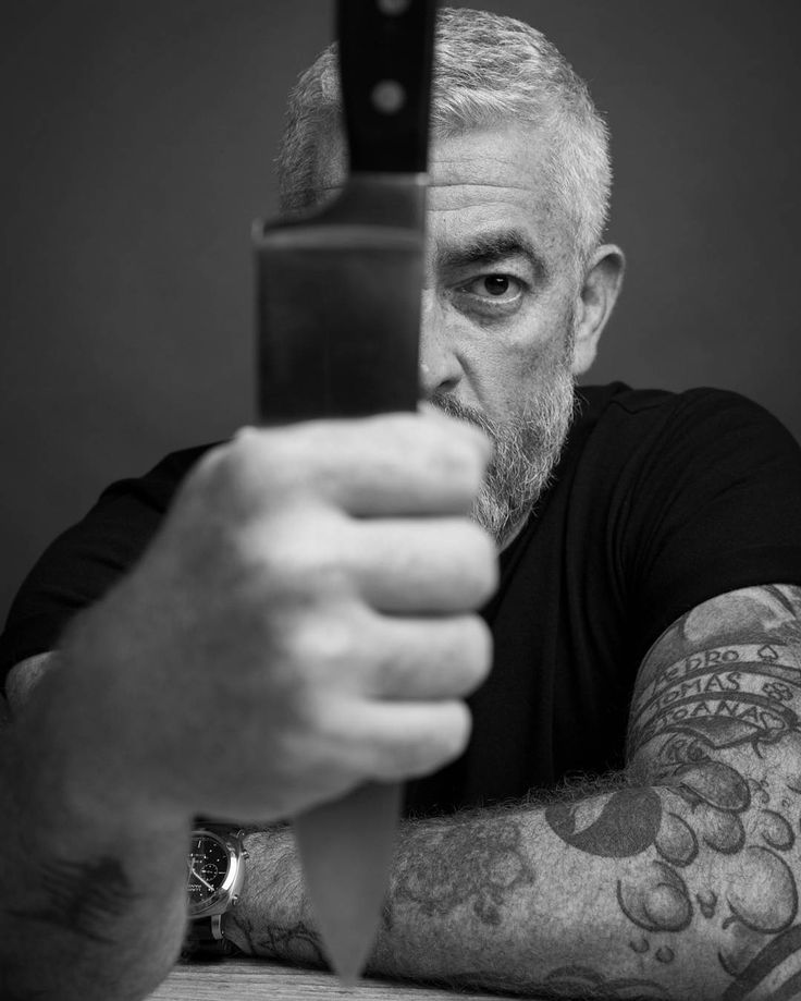 "395 Likes, 12 Comments - Marcus Steinmeyer (@marcus.steinmeyer) on Instagram: ""Alex Atala, 2017"""
