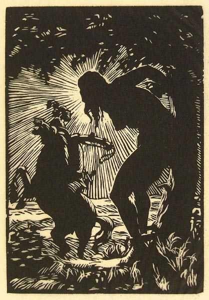 franz-wimmer-ilustracja-do-piesni-o-milosci-i-smierci-korneta-krzysztofa-rilke-1923_2040.jpg (418×600)