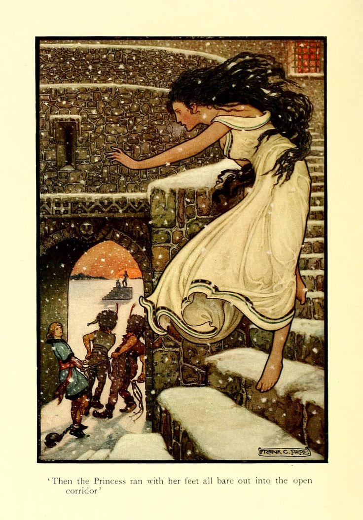 The Russian story book, containing tales from t...